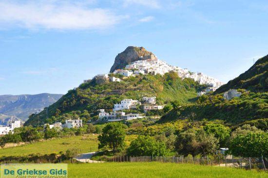 Skyros stad Chora